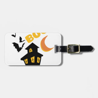 Boo! Tags For Bags