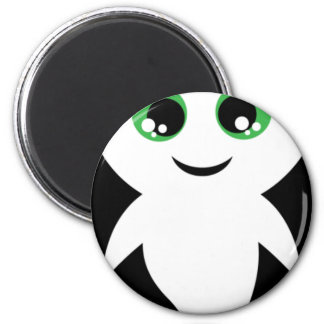 Boo the Ghost 2 Inch Round Magnet