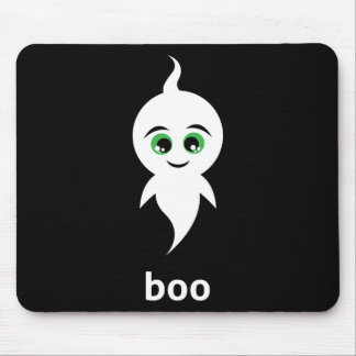Boo the Ghost Mouse Pad