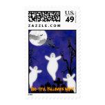 Boo-tiful Halloween Night Stamps