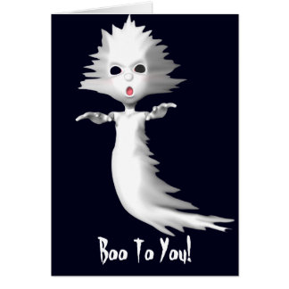 Boo To You! Card