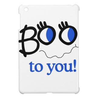Boo To You iPad Mini Covers