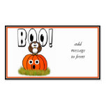BOO to You, Too! Double-Sided Standard Business Cards (Pack Of 100)
