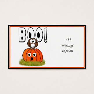 BOO to You, Too! Business Card