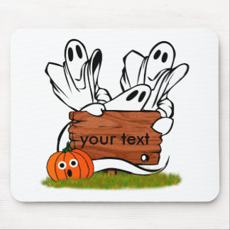 BOO to You, Too! Mouse Pad