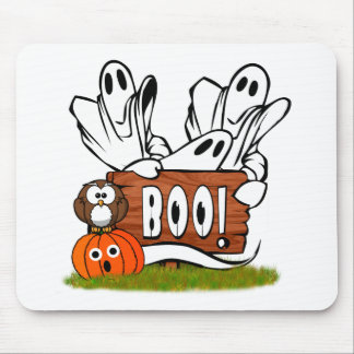 BOO to You, Too! Mousepads