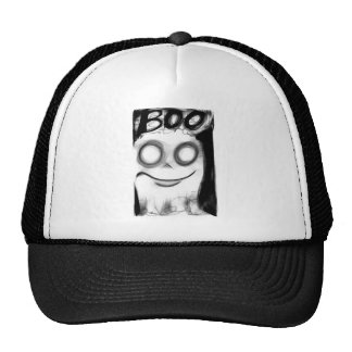 Boo! Trucker Hat