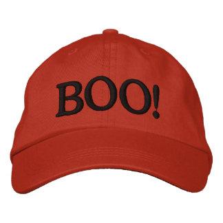 BOO! v2 Embroidered Baseball Cap