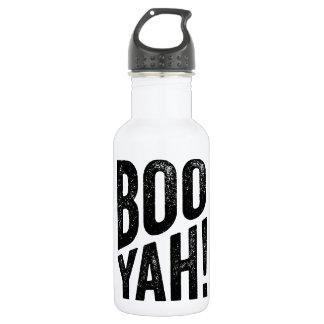 Boo Yah! 18oz Water Bottle
