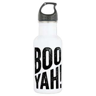 Boo Yah! 18oz Water Bottle