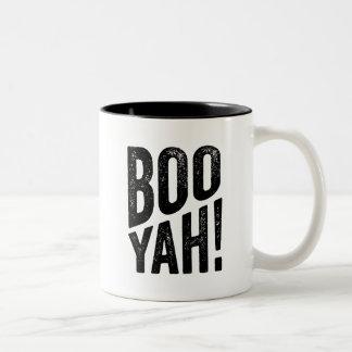 Boo Yah! Two-Tone Coffee Mug