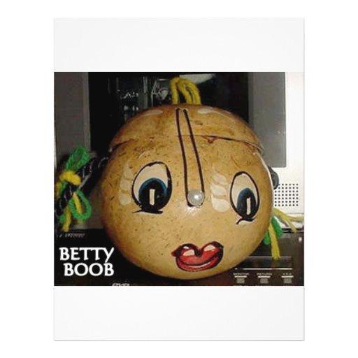 "BOOB DE BETTY FOLLETO 8.5"" X 11"""