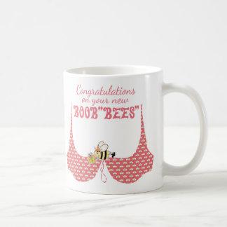 Boob la taza del regalo de las abejas, Niza