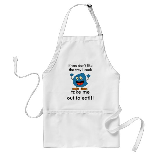 boober, If you don't like the way Adult Apron