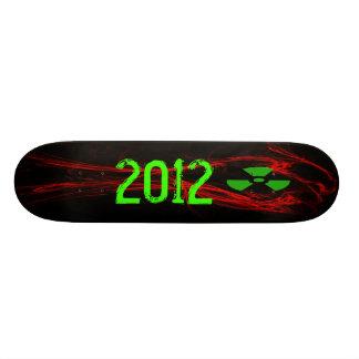 booboard, 2012 skateboard deck