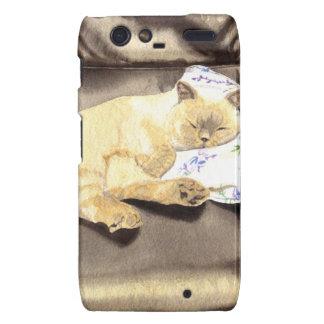 BooBoo the Siamese Cat Droid RAZR Cases