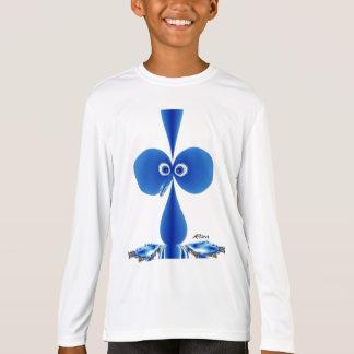 Booby Birdie - Blue T-Shirt