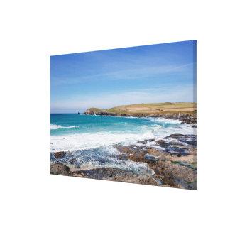 Boobys Bay Beach |England Canvas Print