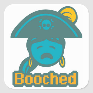 Booched Stickers
