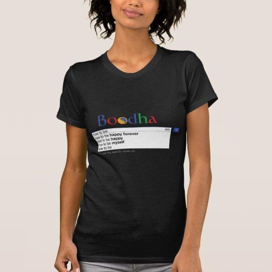 Boodha search bar T-Shirt