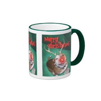 Boodolph Ringer Coffee Mug