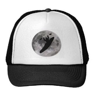 boof lunar del kajak gorras de camionero