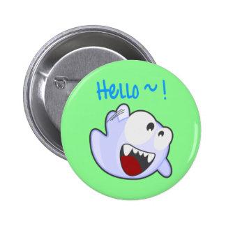 Boofus Button #002 2 Inch Round Button