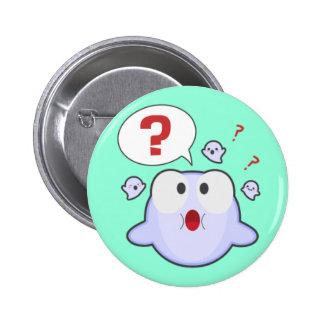 Boofus Button #031 2 Inch Round Button