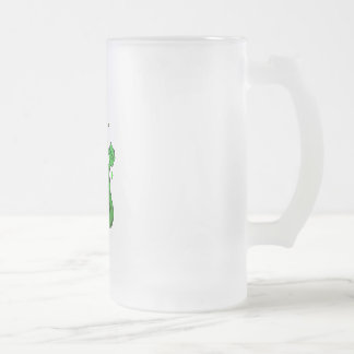 Booga la nuez taza de cristal
