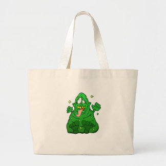 Booga  the Nut Large Tote Bag