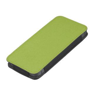 Booger coloreado bolsillo para iPhone