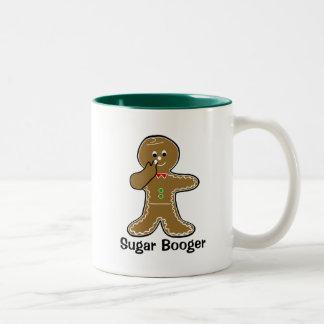 Booger del azúcar taza dos tonos