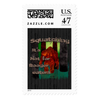 Booger eaters postage