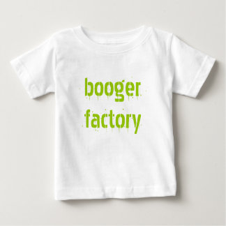 booger factory baby T-Shirt