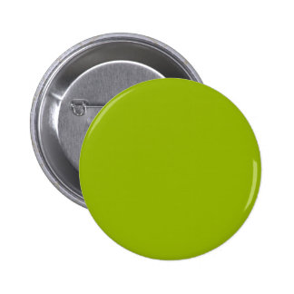 Booger Green colored 2 Inch Round Button