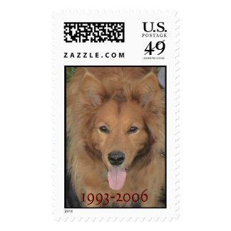 Booger Hawes, 1993-2006 Postage Stamps