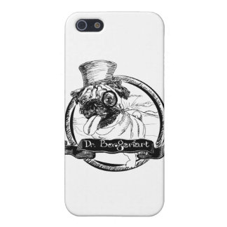 Boogerfart_logo.png Case For iPhone 5