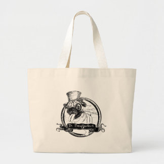 Boogerfart_logo.png Large Tote Bag