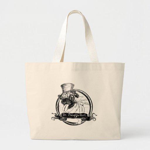 Boogerfart_logo.png Tote Bag