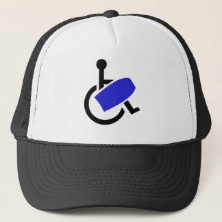 boogerlysed trucker hat
