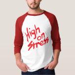 Booger's High on Stress Shirt