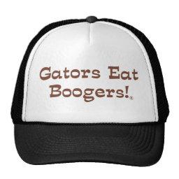 BoogersBrown.gif Trucker Hat
