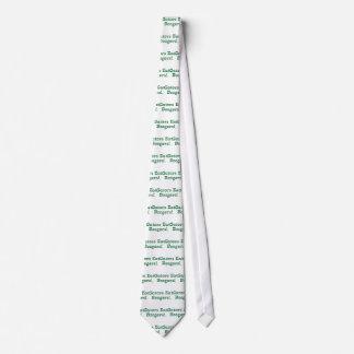 BoogersGrassGreen.gif Neck Tie