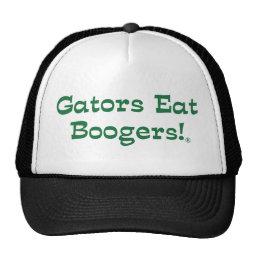 BoogersGrassGreen.gif Trucker Hat