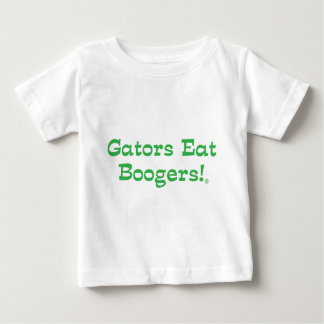 BoogersIrishGreen.gif Baby T-Shirt