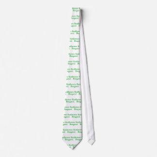 BoogersIrishGreen.gif Neck Tie