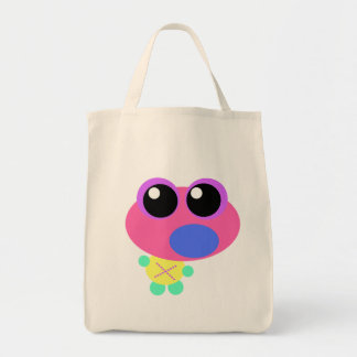 Boogey Monster Canvas Bags
