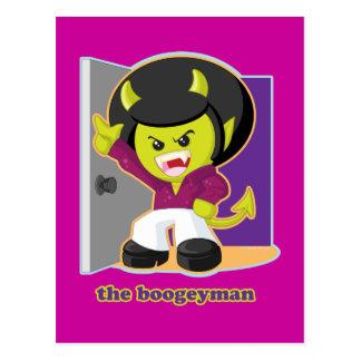 Boogeyman Postales