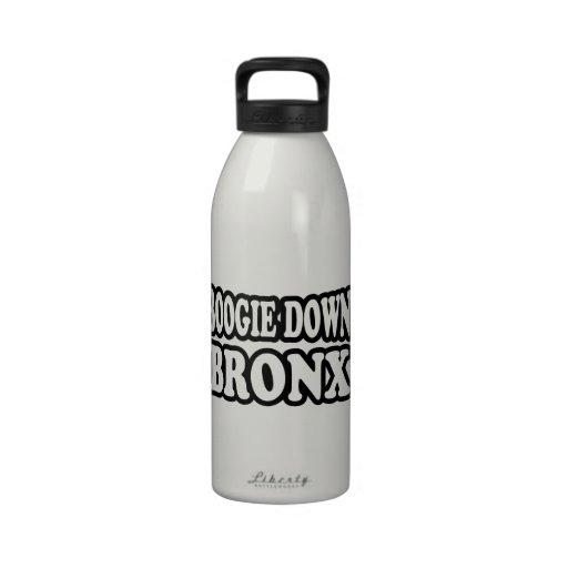 Boogie abajo Bronx Botella De Beber