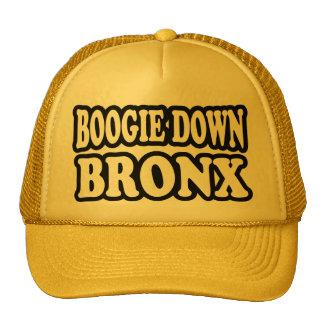 Boogie abajo Bronx Gorro